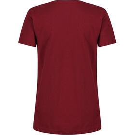 Regatta Filandra II T-Shirt Women Black Cherry